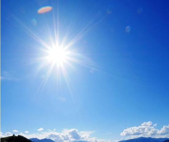关于阳光的唯美句子 正能量的阳光短句