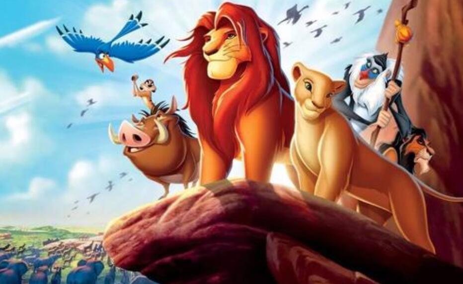 冒险歌舞动画《狮子王》经典台词、语录