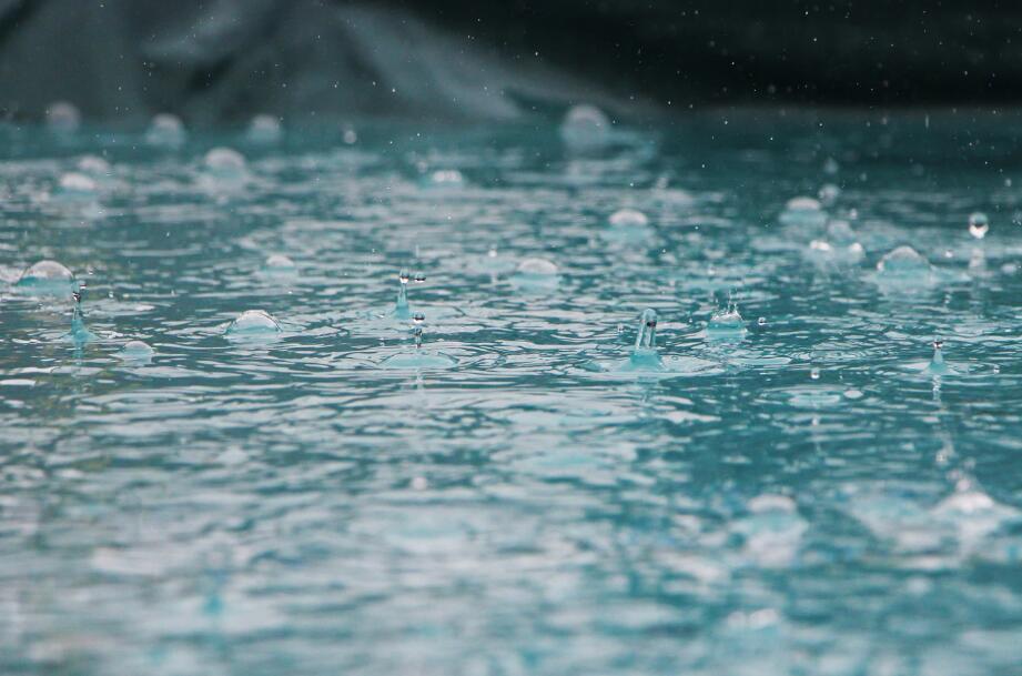 雨天正能量的句子 雨天激励暖心正能量语录