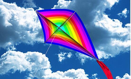 关于风筝的哲理句子 放风筝感悟人生的句子