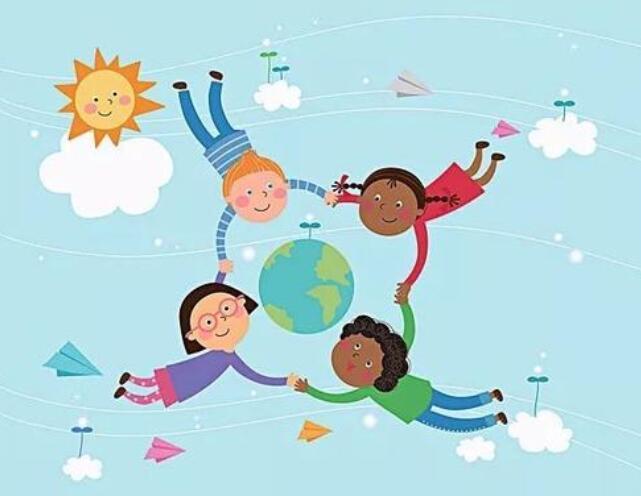 关于世界儿童日的句子 有关世界儿童日的祝福语