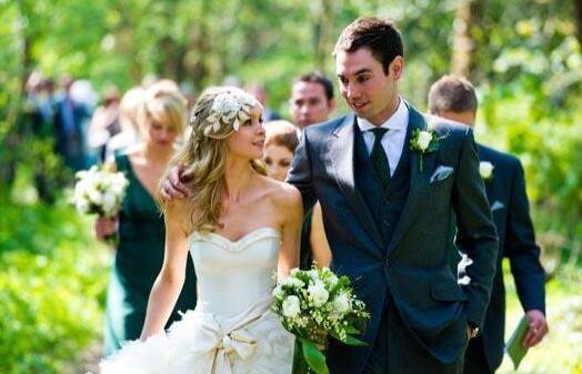 关于婚礼的优美句子 关于婚礼的唯美语录
