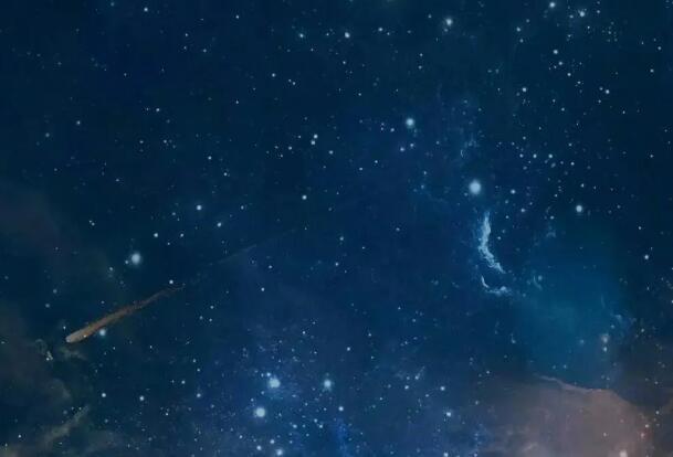 关于星星的哲理句子 星空系列文艺短句