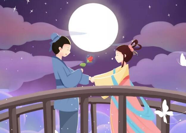 关于七夕节古风句子 七夕唯美爱情古风句子