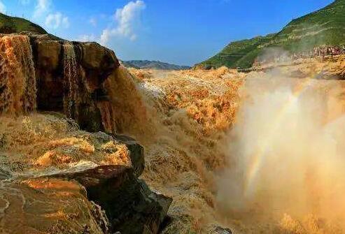描写黄河的诗词 赞颂黄河的古诗