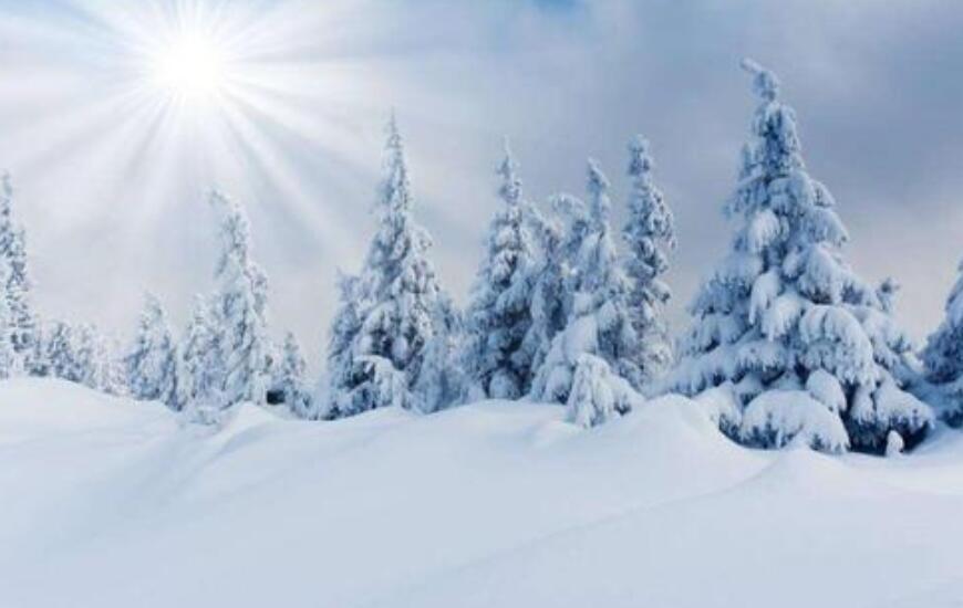 下雪思念爱人的句子