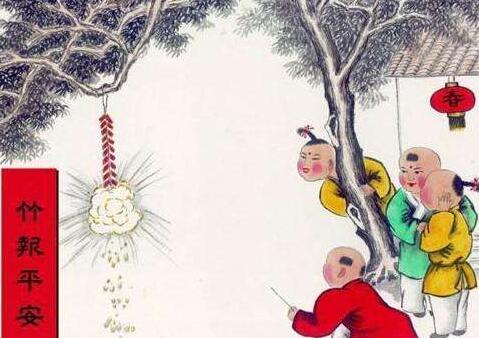 描写春节的诗句 关于春节的诗句大全