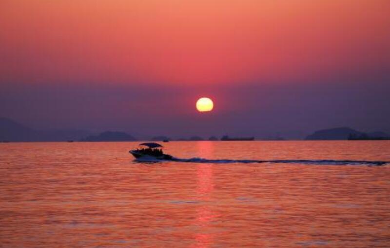 形容日落的唯美句子 夕阳余晖的唯美语录