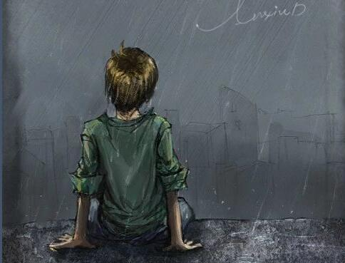 悲伤孤独心碎的句子 孤独的心痛句子