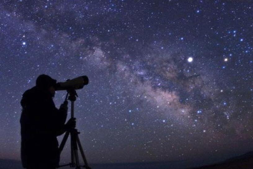 星空意境的唯美句子 星空银河的唯美语录
