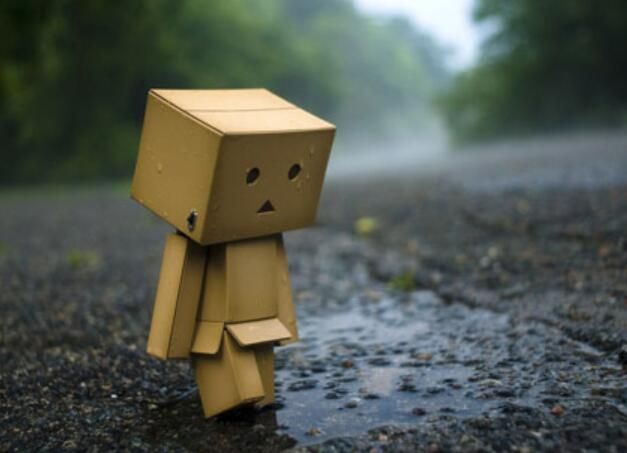 有关于下雨伤感的句子