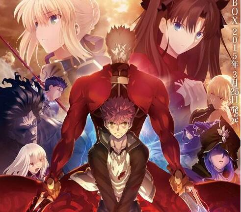 《Fate stay night UBW》热血的句子