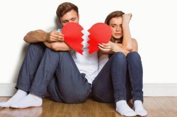 关于情侣分手的伤感句子