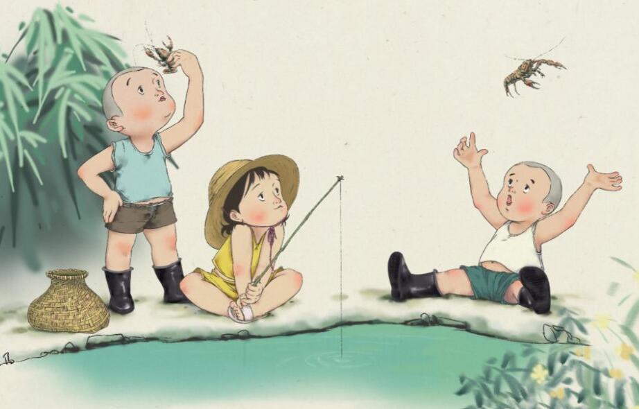描写暑假的优美句子 描写暑假趣事的句子