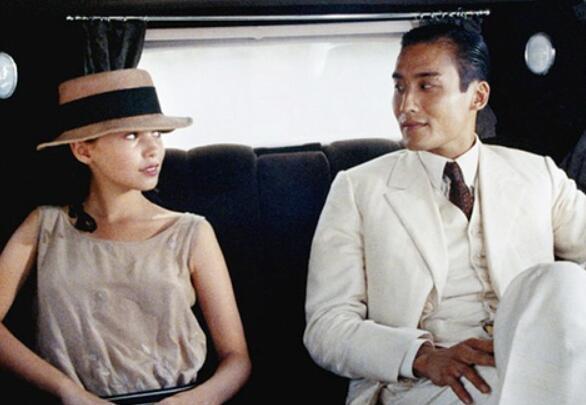 杜拉斯小说改编电影《情人》经典台词