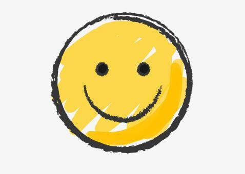 笑容灿烂的唯美句子