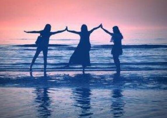 关于友谊表白的句子 表白闺蜜的文案