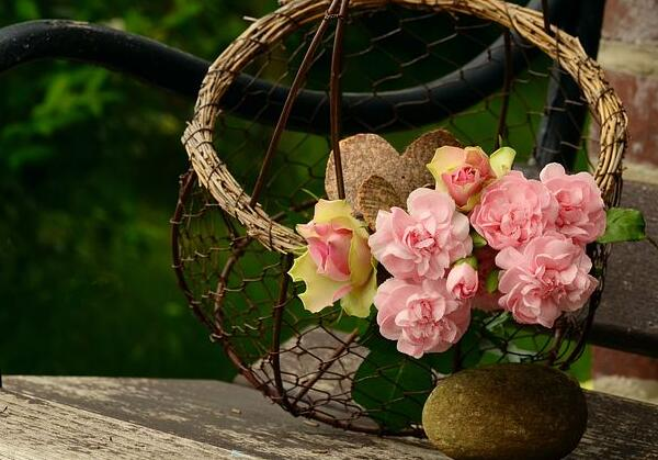关于花的唯美句子 简单的花的文艺句子