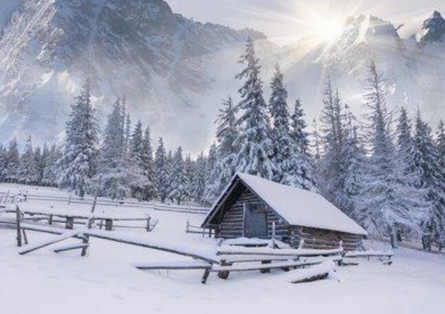 赞美冬天的诗句 赞美雪的诗句古诗大全