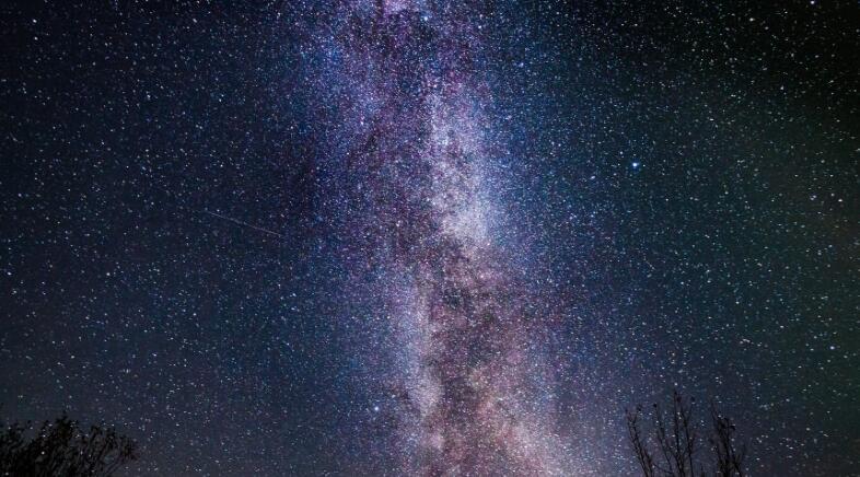 描写银河的优美句子 关于银河的情话