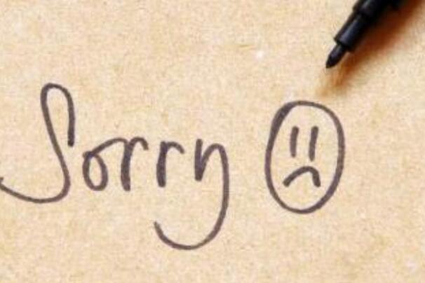 分手道歉的话 对女朋友分手道歉的话