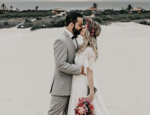 新婚祝福英语 西式结婚祝福语英文