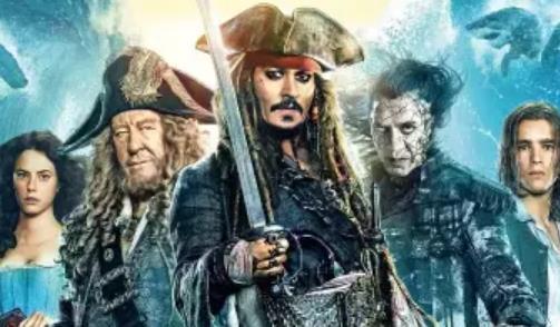 《加勒比海盗》的经典句子英文加汉语