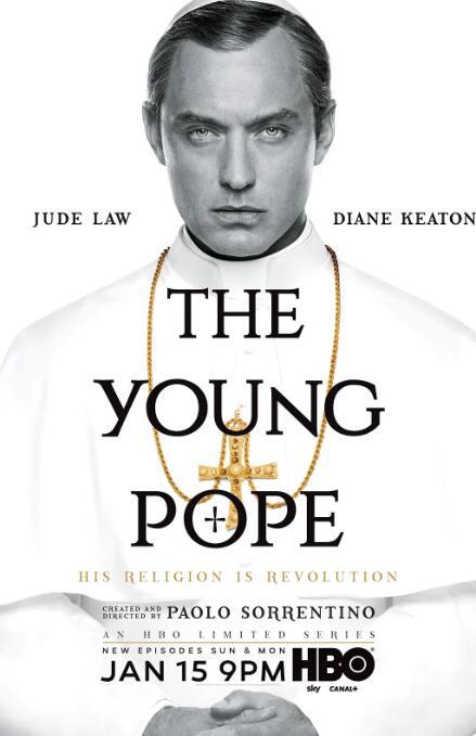 裘德·洛主演电视剧《年轻的教宗》语录和台词大全