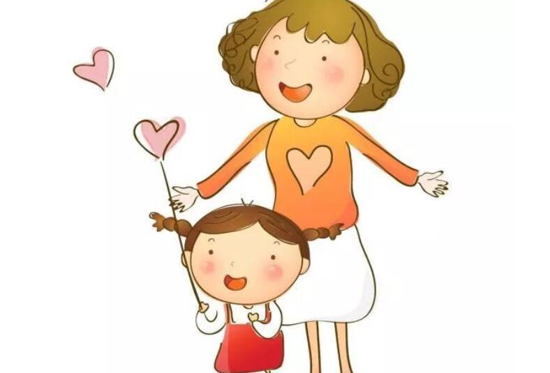 母亲和女儿的优美句子 母亲对女儿的说说