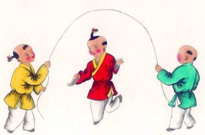 描写跳绳的优美句子 描写跳绳动作的句子