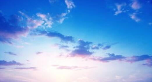 蓝天白云的优美句子 赞美蓝天白云的短句子