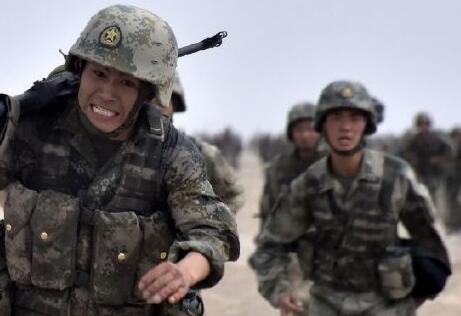 军人风采句子 夸奖军人正能量的句子