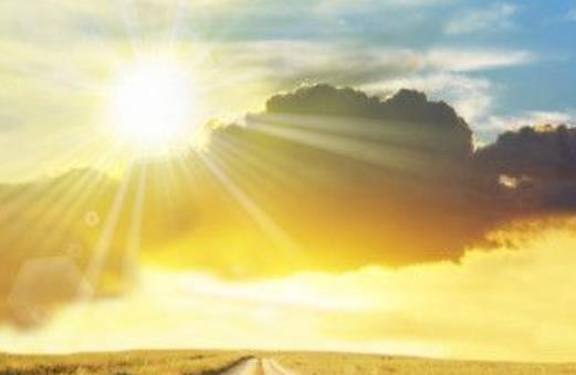 每天带上阳光上路经典句子