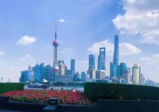 上海外滩唯美句子