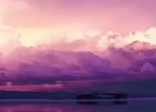 日落黄昏的唯美句子