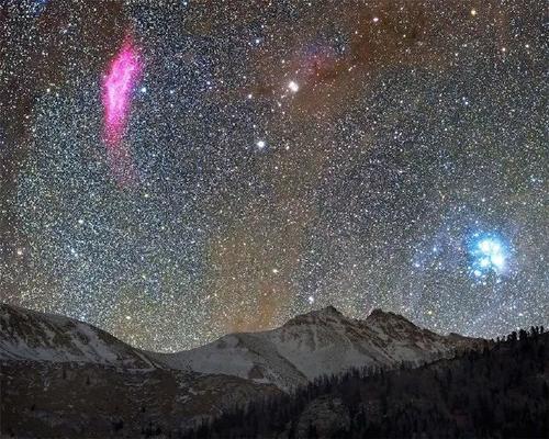 含有星辰的情话 漫天星辰的表白句子