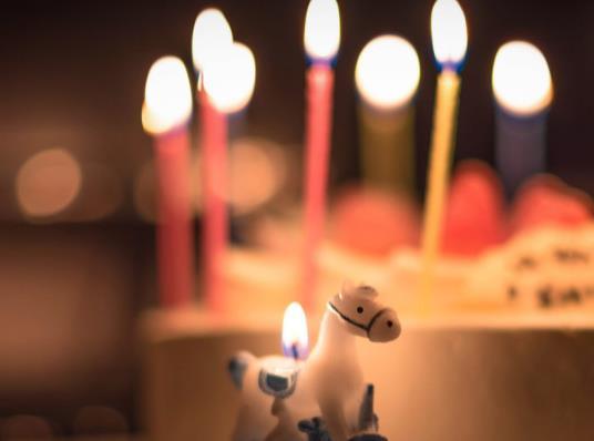 自己对自己说的生日祝福语