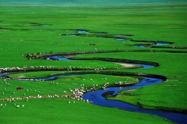赞美草原的诗句 对草原美景赞美的诗词