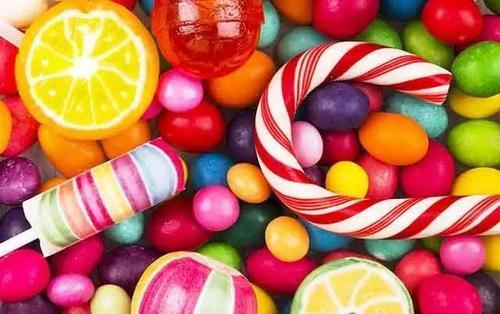 关于吃糖的唯美句子