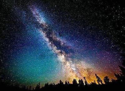 关于星空的唯美句子文案