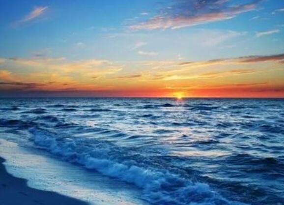 赞美海的句子 赞美海的唯美句子