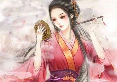 古风女子唯美句子形容女生唯美古风的词