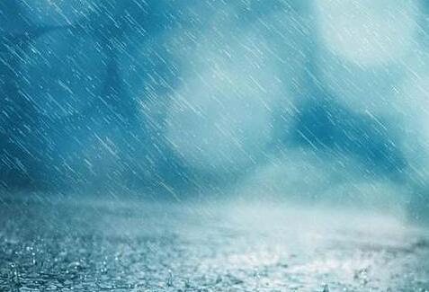 古风下雨句子形容下雨的诗句