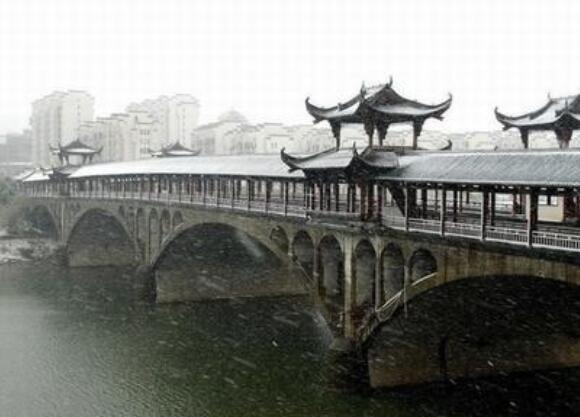 赞美桥的诗句 用来赞美桥的诗句