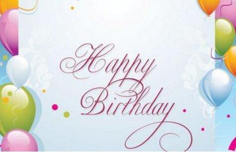 对自己生日祝福语简单 适合祝自己生日祝福语