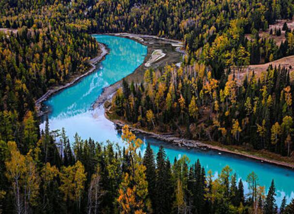 赞美河的诗句 赞美河水清澈的诗句