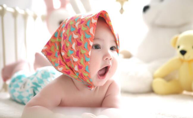 对宝宝的四字祝福语