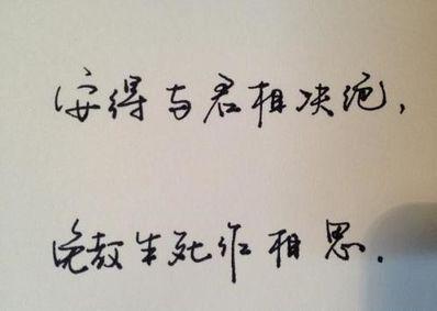 6字唯美短句 爱情短句唯美6字最有含义的
