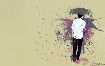 恋爱分手的感伤情句子 分手了。自责感伤的句子