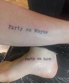 情侣纹身一对英文短句 情侣纹身英文短句